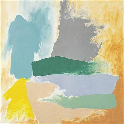 Friedel Dzubas, 'Renewal', 1977