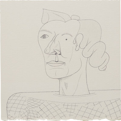 Jim Nutt, 'Untitled', 2006