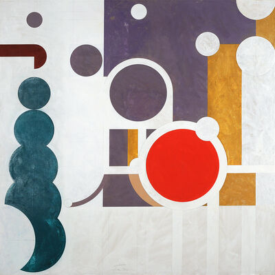 Hassel Smith, 'Cosmatiana  (S-55)', 1982