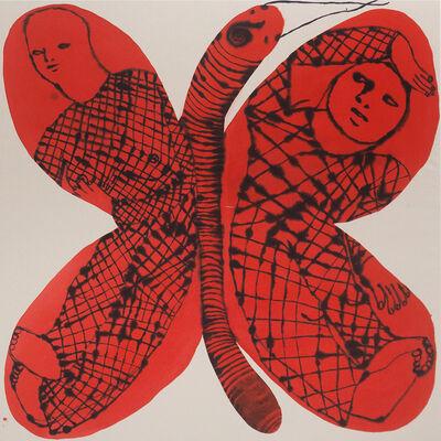 Emma Kohlmann, 'Vermillion Butterfly', 2018