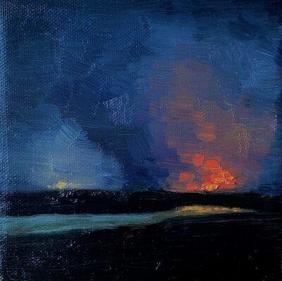 Daliah Ammar, 'Burning I', 2019