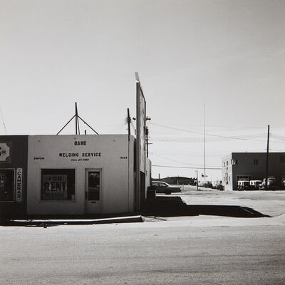 Robert Adams (b.1937), 'Colorado Springs, Colorado', 1968-1971