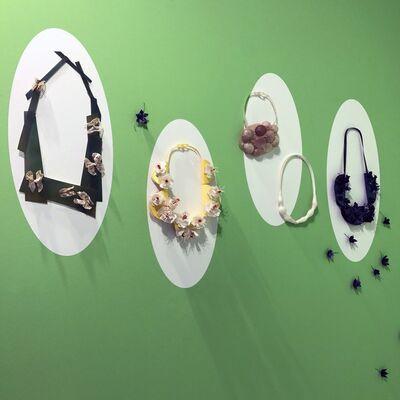 Märta Mattsson | Remains, installation view