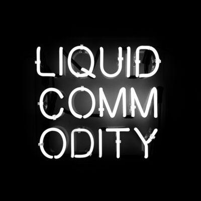 Anne-Katrine Senstad, 'Liquid Commodity (Neon)', 2015