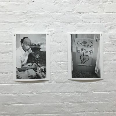BASQUIAT: EAST 12TH STREET, 1979-1980, installation view