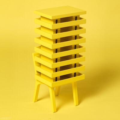 Alexandre Arrechea, 'Katrina Chair', 2016