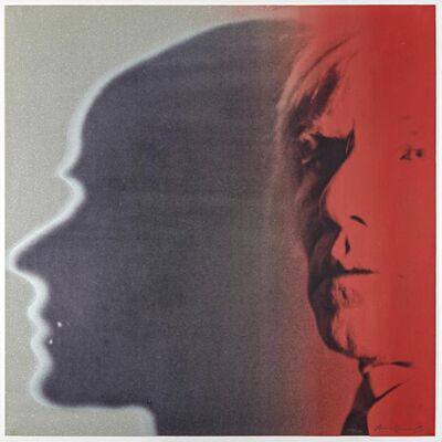 Andy Warhol, 'The Shadow', 1981