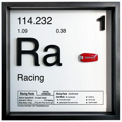 Daniel Cohen, 'Racing (Ra - 1 / Ferrari) ', 2019