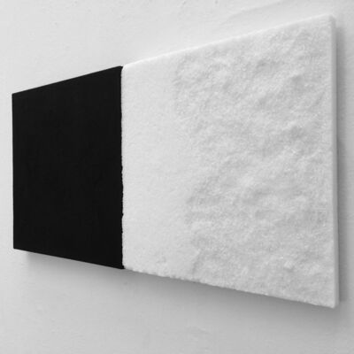 Kees de Vries, 'Black and white', 2016