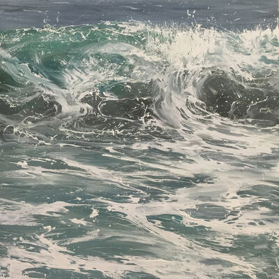 Annie Wildey, 'Crashing Wave', 2015