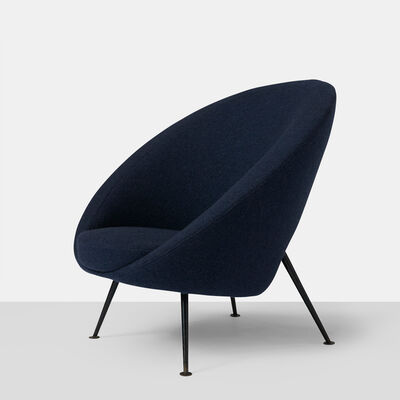"Ico Parisi, '""Egg"" Lounge Chair by Ico Parisi ', 1954"