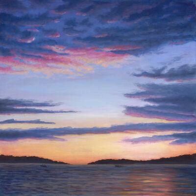 CJ Lori, 'September, Wellfleet Harbor', 2015