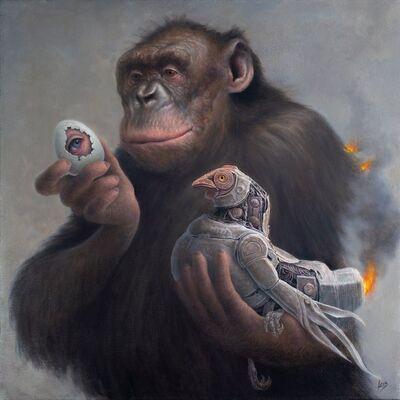 Chris Leib, 'Primate Directive', 2019