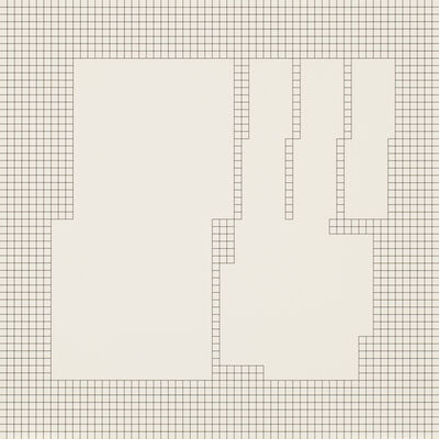 Attila Kovács, 'koordination pf3-a1-1970-73', 1985