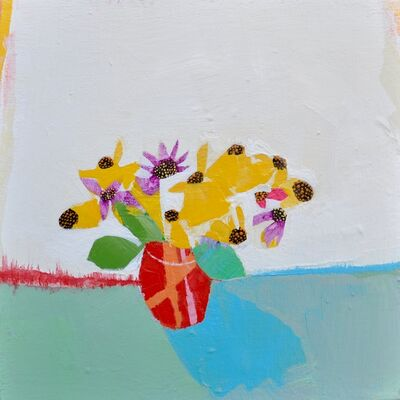 Wendeline S. Matson, 'Winter Flowers', 2019
