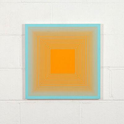 Richard Anuszkiewicz, 'Spectral 9 (E)', 1969