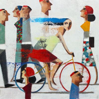Didier Lourenço, 'Deprisa, deprisa', ca. 2019