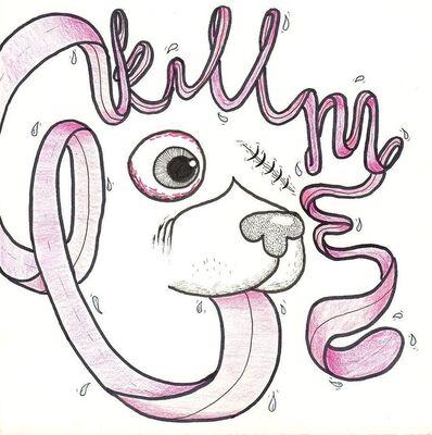 Okay Mountain, '7x7 Collaborative Drawing (#30)', 2011