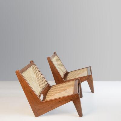 "Pierre Jeanneret, 'PJ-SI-59-A ""KANGOROO"", A pair ', ca. 1955"