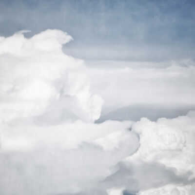 Catherine Erb, 'Cloud Study 3', 2020