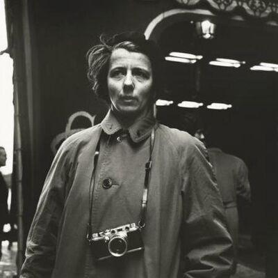 Vivian Maier, 'Self-portrait, Undated Chicago', printed later