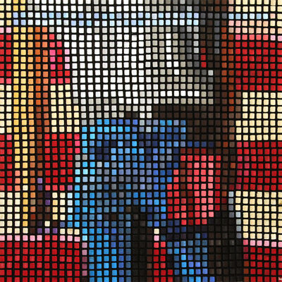 Georges Monfils, 'Pixel Remaster Series: Springsteen ', GFA1126