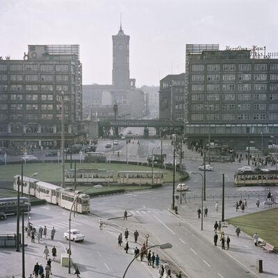 Thomas Billhardt, 'Alexanderplatz', 1961