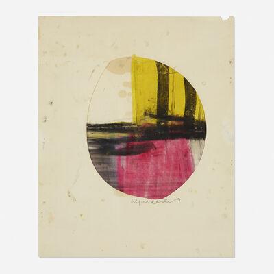 Alfred Leslie, 'Oval', 1959