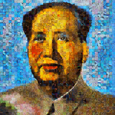 Andrea Morucchio, 'Mao | Revisiting Andy Warhol's Mao Zedong', 2020