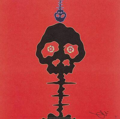Takashi Murakami, 'Time Bokan - Red', 2011