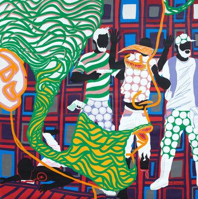 Boris Nzebo, 'Les Marabouts', 2018