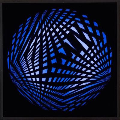 Grazia Varisco, 'Schema Luminoso Variabile R.3.D', 1963