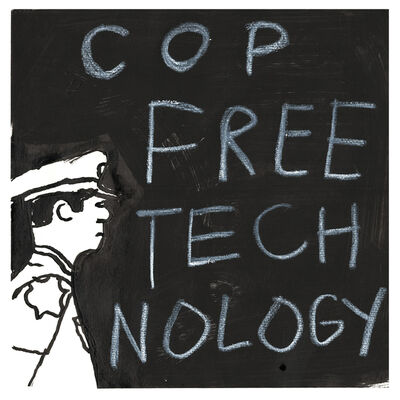 Nathan Bell, 'Cop Free', 2017