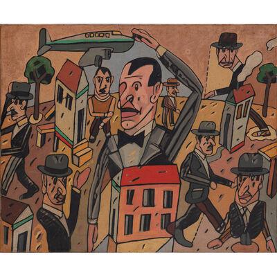 Antonio Seguí, 'El Jefe', 1978