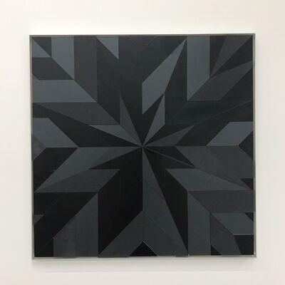 Martin Wöhrl, 'Black Star', 2018