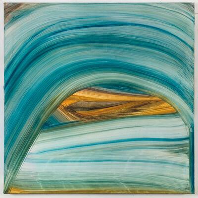 Fran O'Neill, 'sea green', 2018
