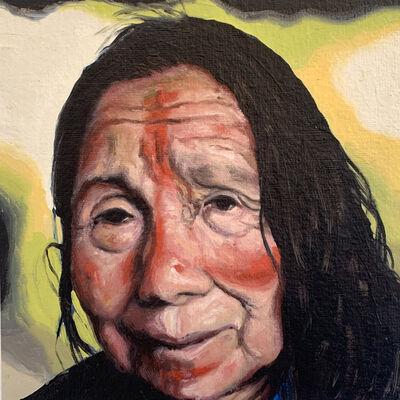 Layqa Nuna Yawar, 'Mukatsawa Shanga Santi', 2016