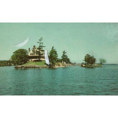 Emily Pettigrew, 'Untitled : Island', 2020