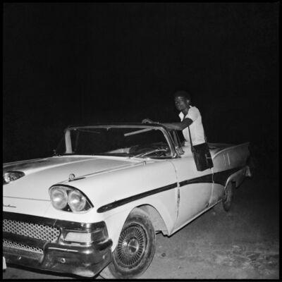 Sanlé Sory, 'Ford Fairlane décapotable', 1966