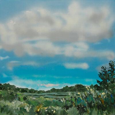 Rebecca Perehudoff, 'Blue Moment', 2021