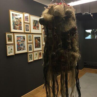 Artdepot at Parallel Vienna 2016, installation view