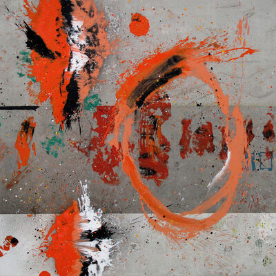 Jose M. Ciria, 'A4 Mixed Poems III (Tríptico)'