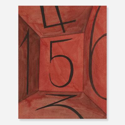 Thomas Huber, 'Wurfelraum (Dice Space)', 1994