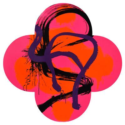 Max Gimblett, 'Carousel Swirl', 2019