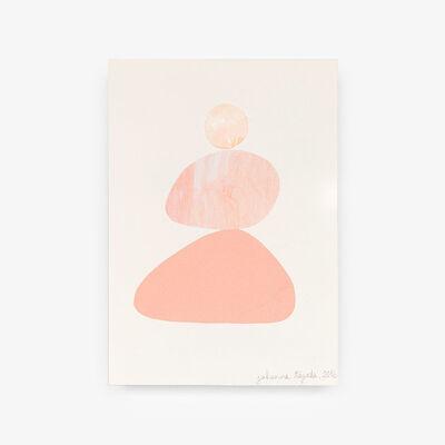 Johanna Tagada, 'Etude du Rose 12', 2016