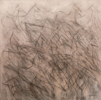 Patrick Dean Hubbell, 'Equestrian Cloud Movement', 2018