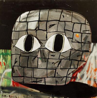 Eddie Martinez, 'Blockhead Blockhead #2', 2006