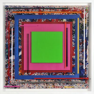 Pedro Sandoval, 'Quantum Chromodynamic VIII', 2015