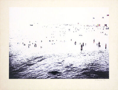 Richard Hamilton, 'Bathers (b)', 1969
