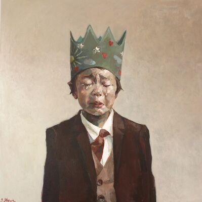 Ingebjorg Stoyva, 'Gutten som ikke ville være konge', 2019
